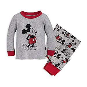 Mickey Mouse PJ PALS Set for Baby 4042057390946M