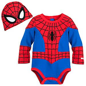 Spider-Man Costume Bodysuit for Baby 4042057390952M