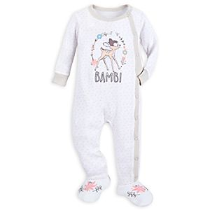 Image of Bambi Stretchie Sleeper for Baby