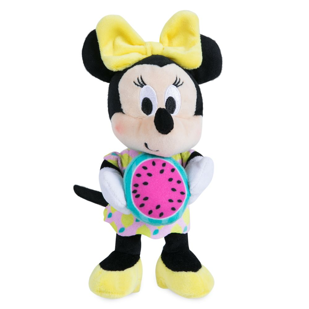Minnie Mouse PJ PALS and Plush Rattle Set for Baby
