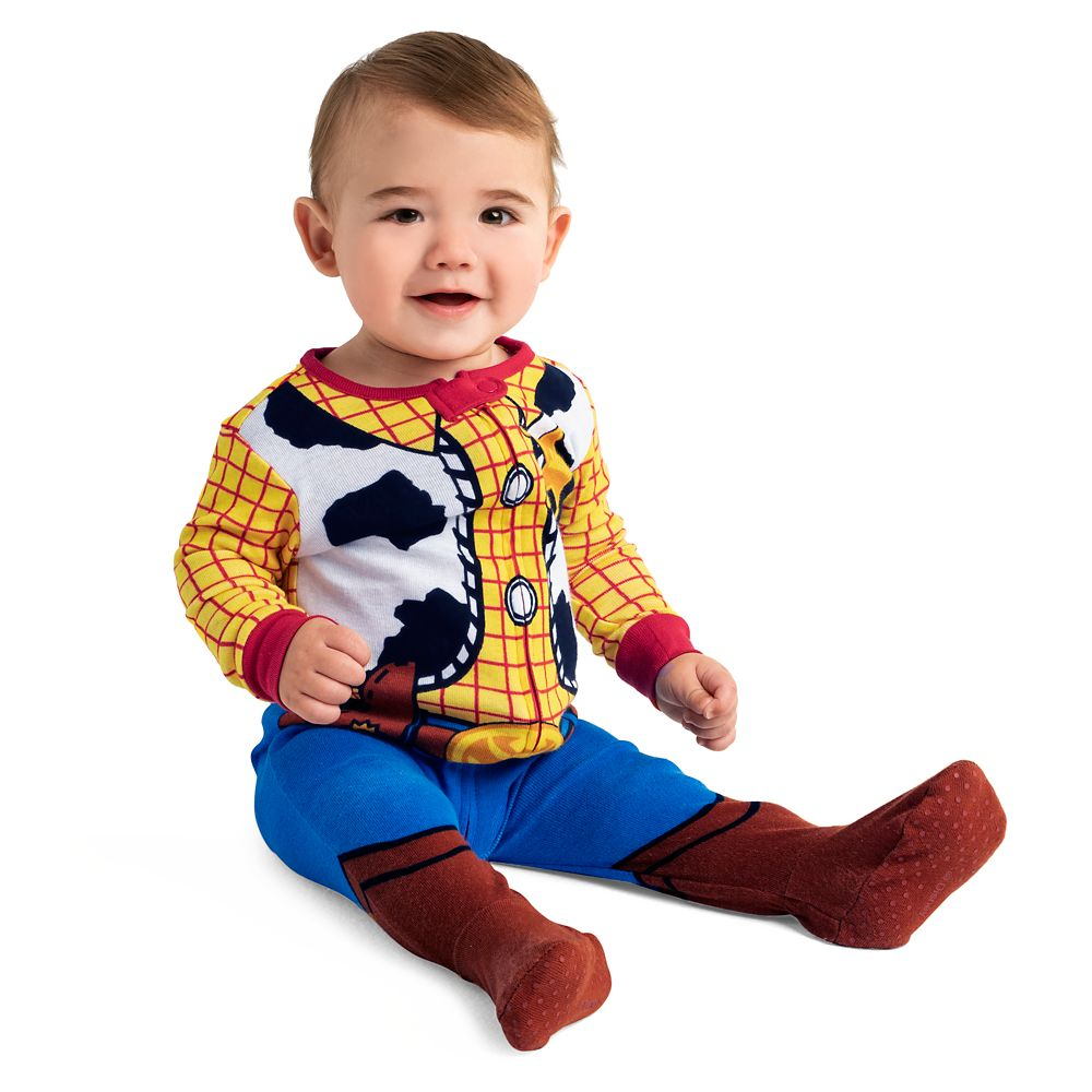 Woody Costume Stretchie for Baby