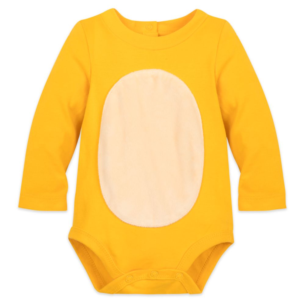 Simba Costume Bodysuit Set for Baby