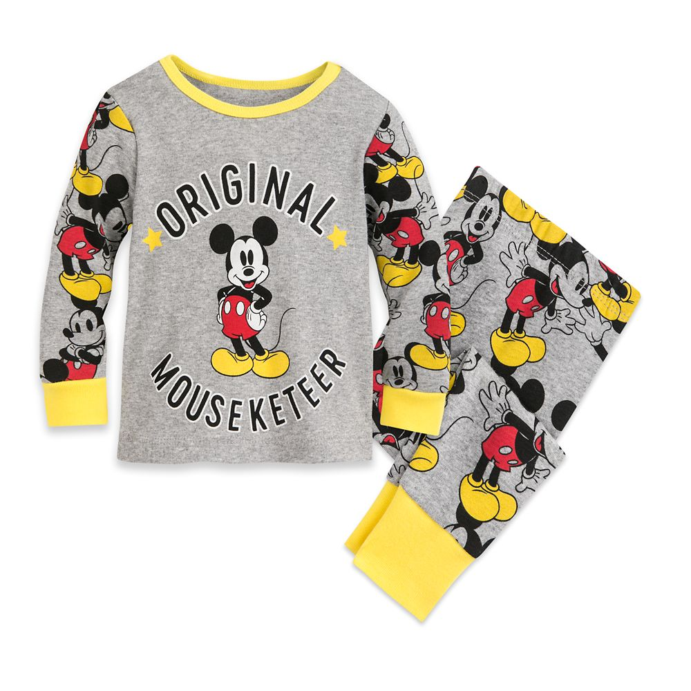 Mickey Mouse ''Original Mouseketeer'' PJ PALS for Baby