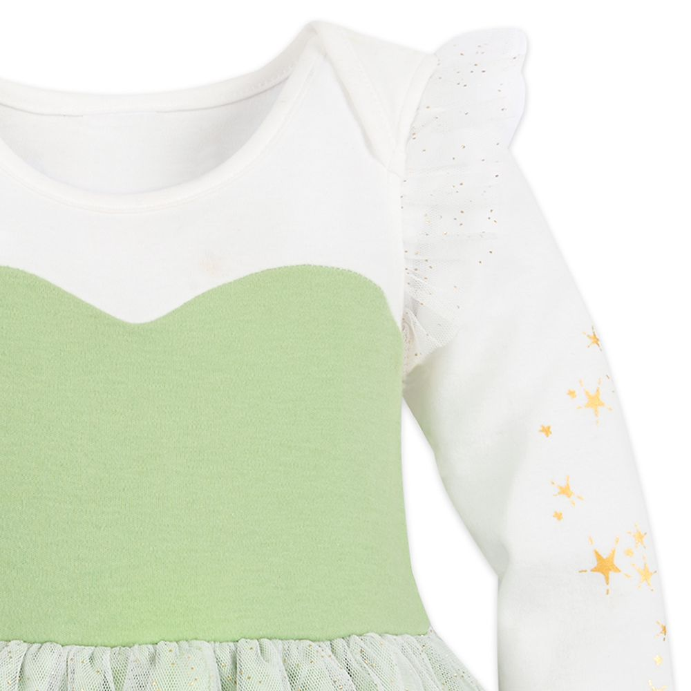 Tinker Bell Costume Bodysuit for Baby – Personalized