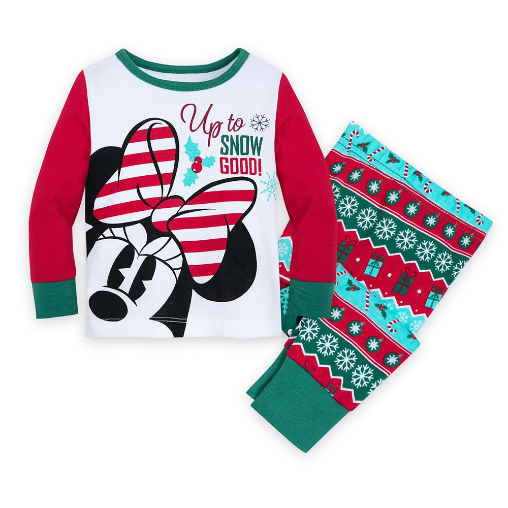 Minnie Mouse Holiday PJ PALS for Baby Official shopDisney