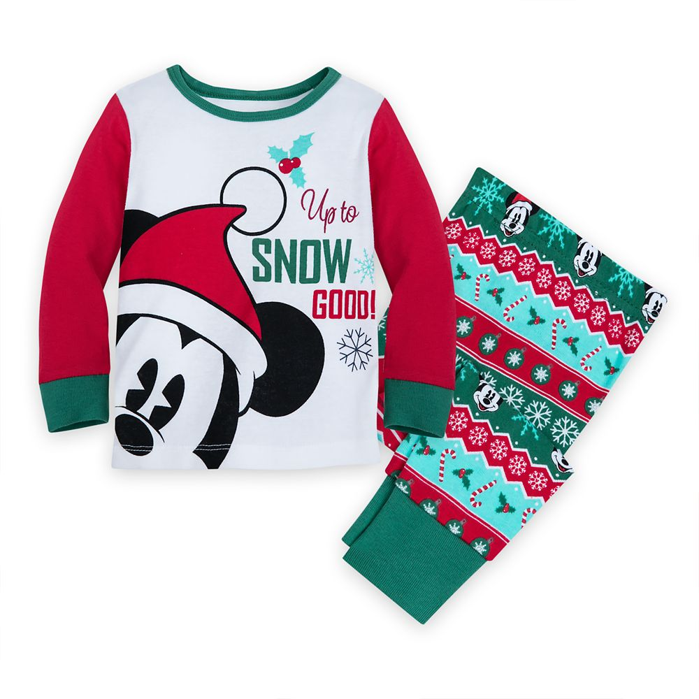 Mickey Mouse Holiday PJ PALS for Baby Official shopDisney