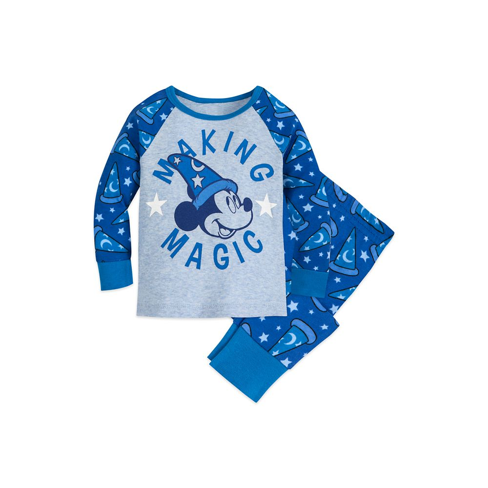 Sorcerer Mickey Mouse PJ PALS for Baby