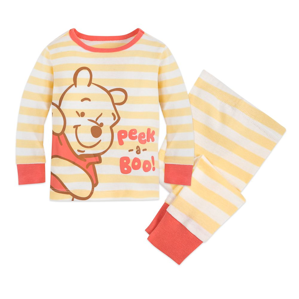 Winnie the Pooh PJ PALS for Baby