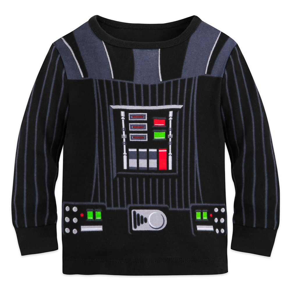Darth Vader Costume PJ PALS for Baby
