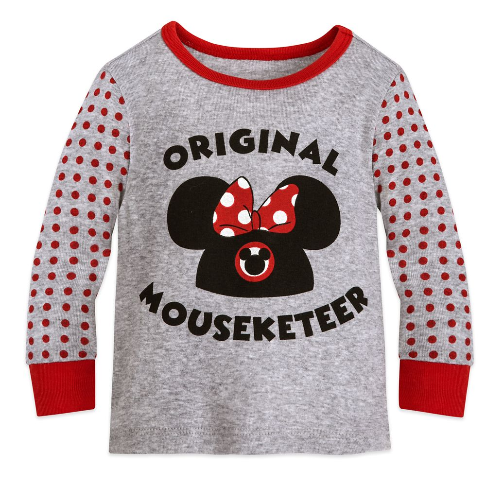 Minnie Mouse ''Original Mouseketeer'' PJ PALS for Baby