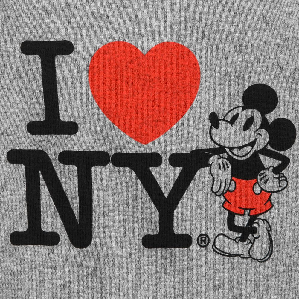 Mickey Mouse I ♥ New York Bodysuit for Baby – New York