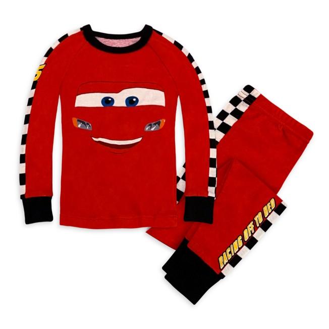 Lightning McQueen PJ PALS for Baby – Cars