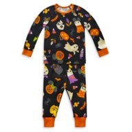 Mickey Mouse Pumpkin Halloween PJ PALS for Baby