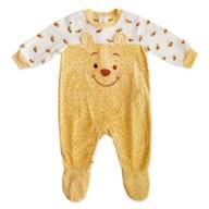 Winnie the Pooh Blanket Sleeper for Baby
