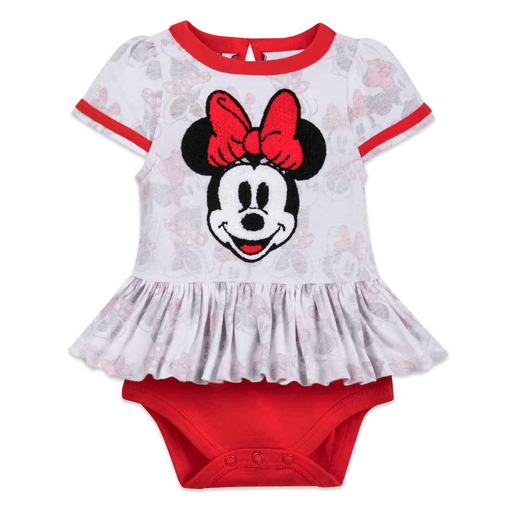 Minnie Mouse Bodysuit for Baby