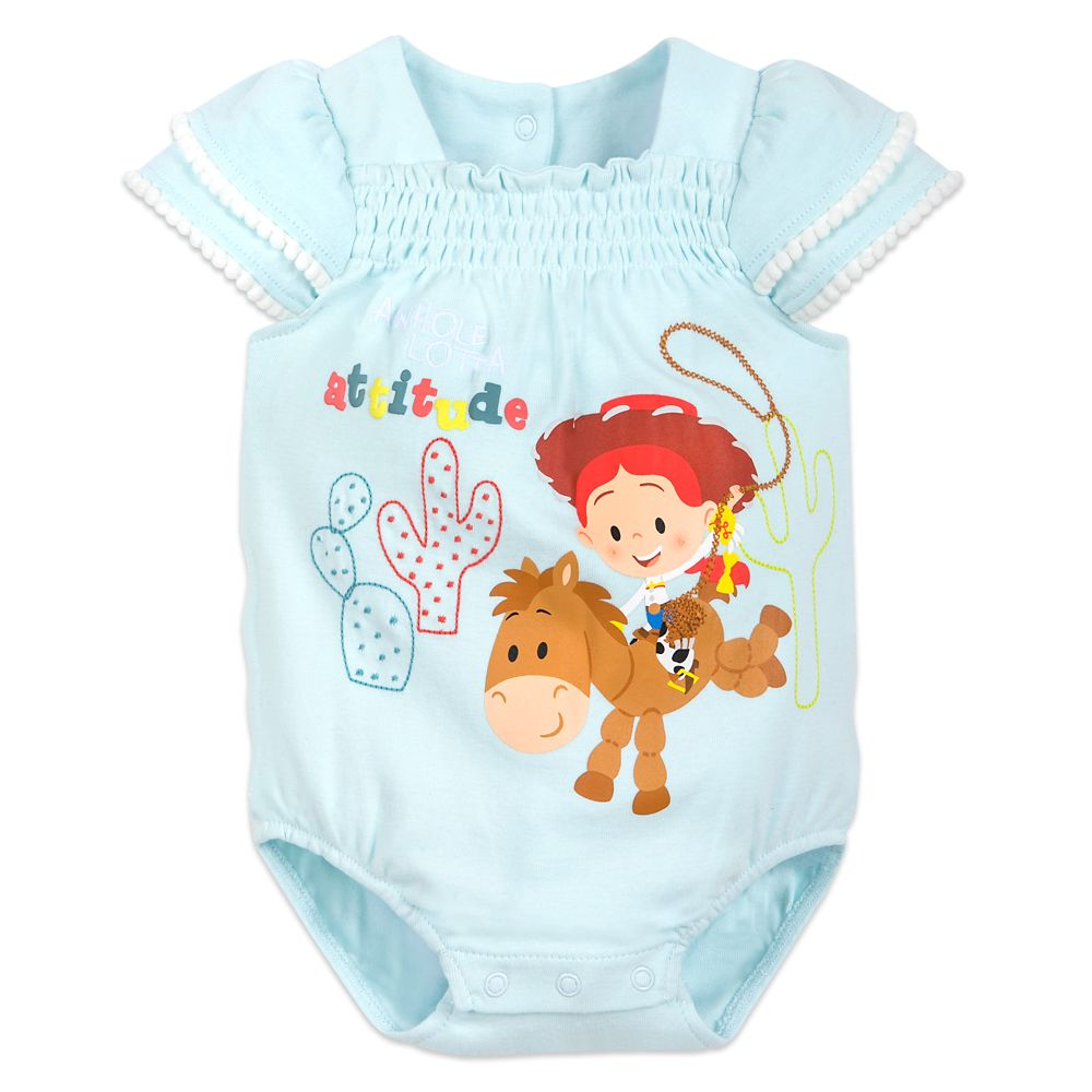 Jessie Bodysuit for Baby – Toy Story