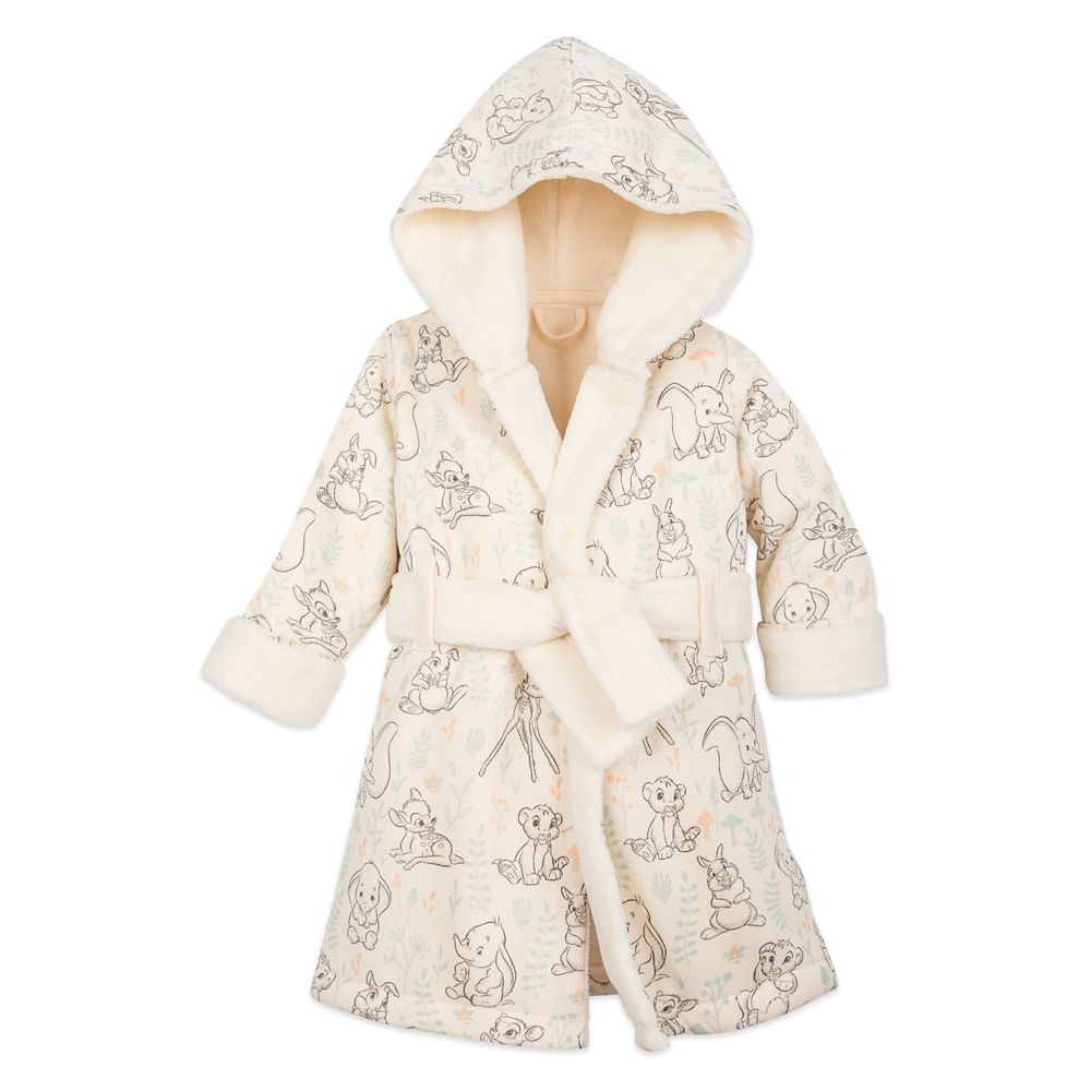 Disney Classics Hooded Robe for Baby