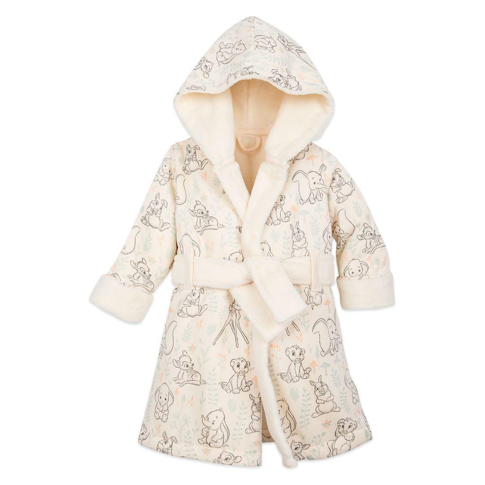 Disney Classics Hooded Robe for Baby