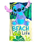 Stitch Swim Towel for Baby - Personalizable