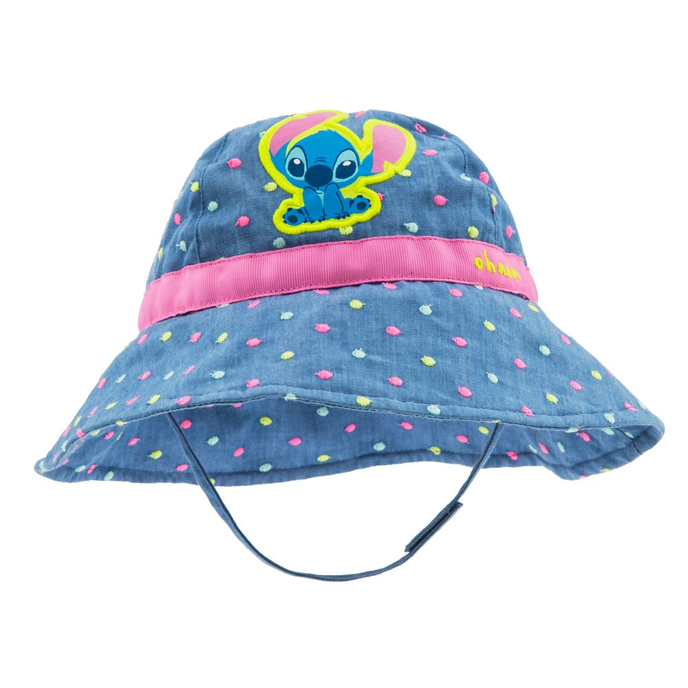 Stitch Swim Hat for Baby