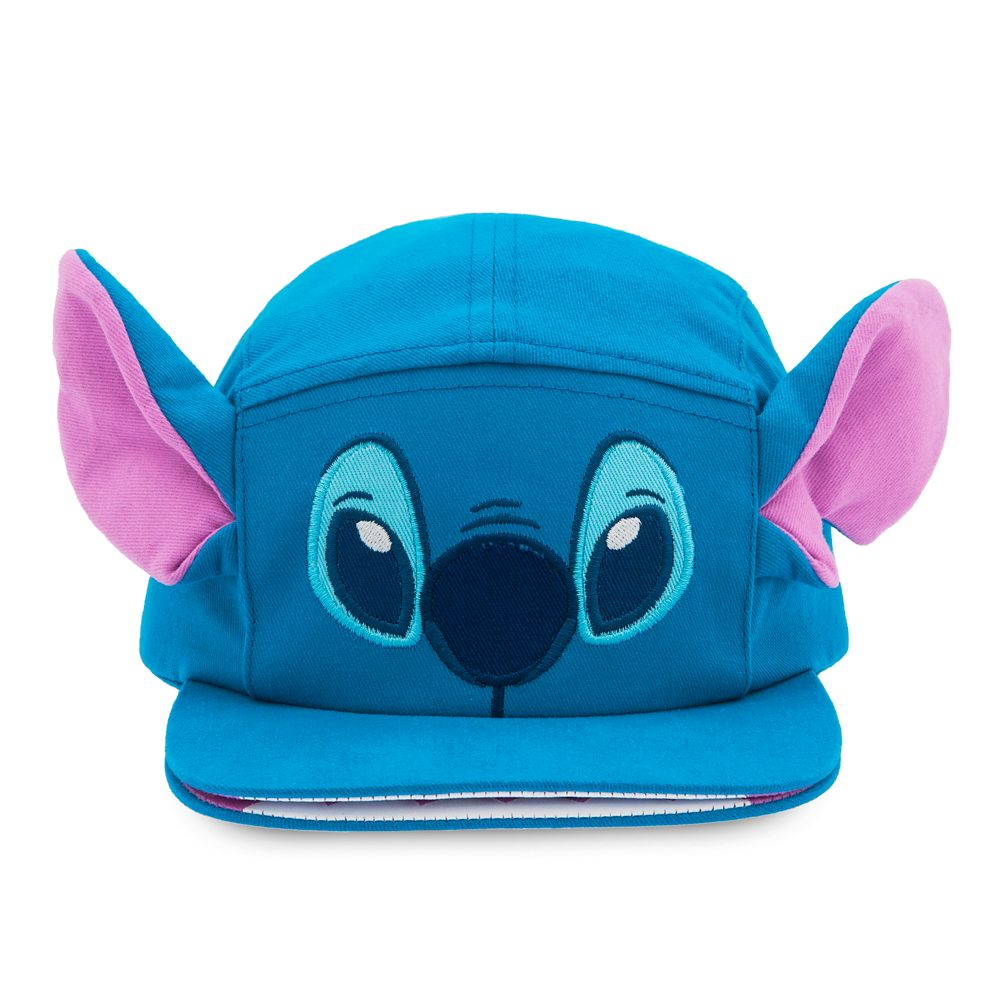 Stitch Baseball Swim Hat for Baby