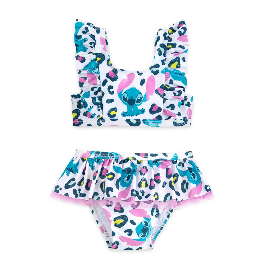 Stitch Two-Piece Swimsuit for Baby