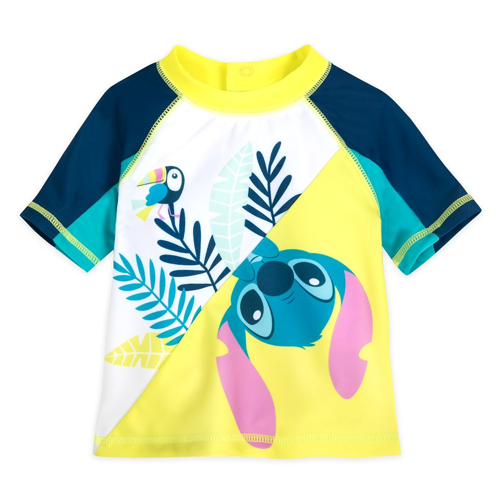 Stitch Rash Guard for Baby