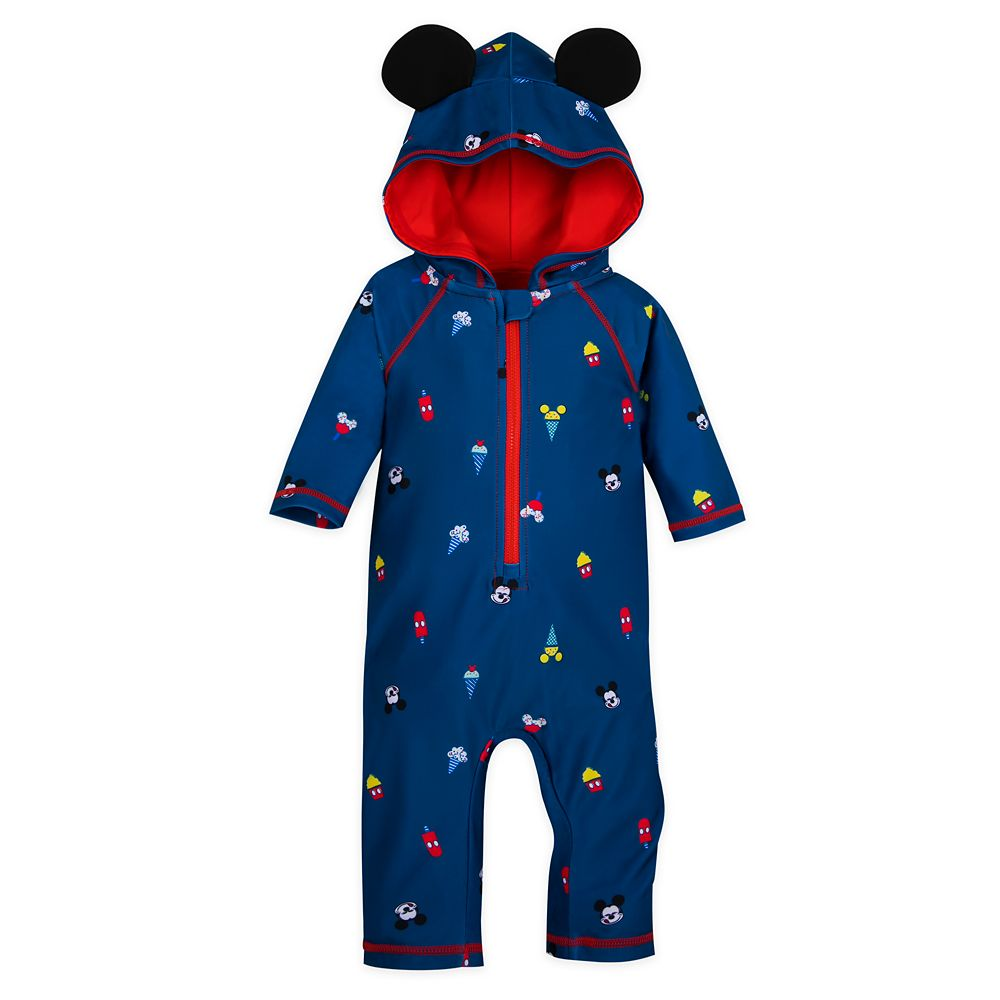 Mickey Mouse Summer Fun Wetsuit for Baby