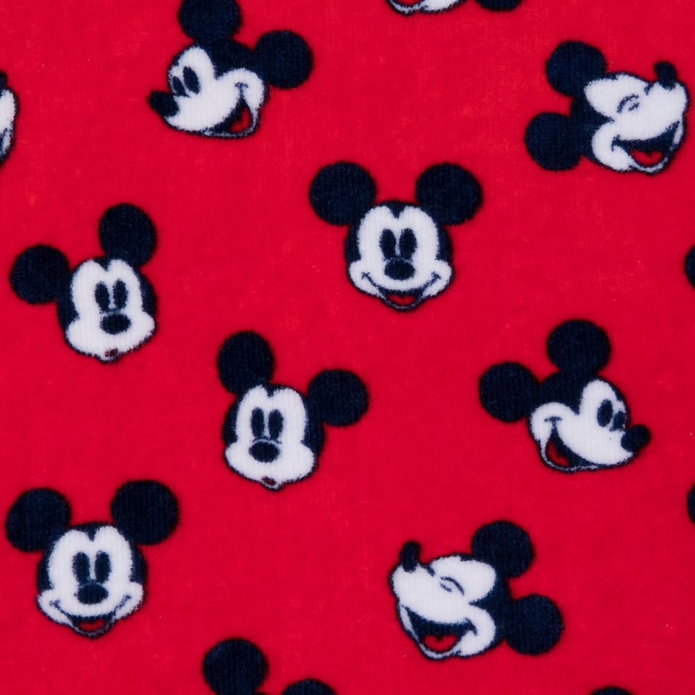 Mickey Mouse Hooded Swim Towel for Baby