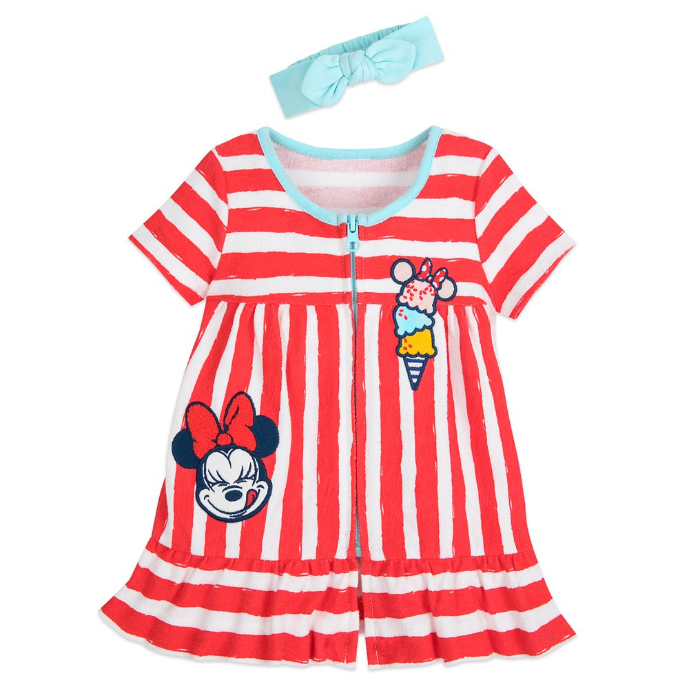 Minnie Mouse Cover-Up Set for Baby