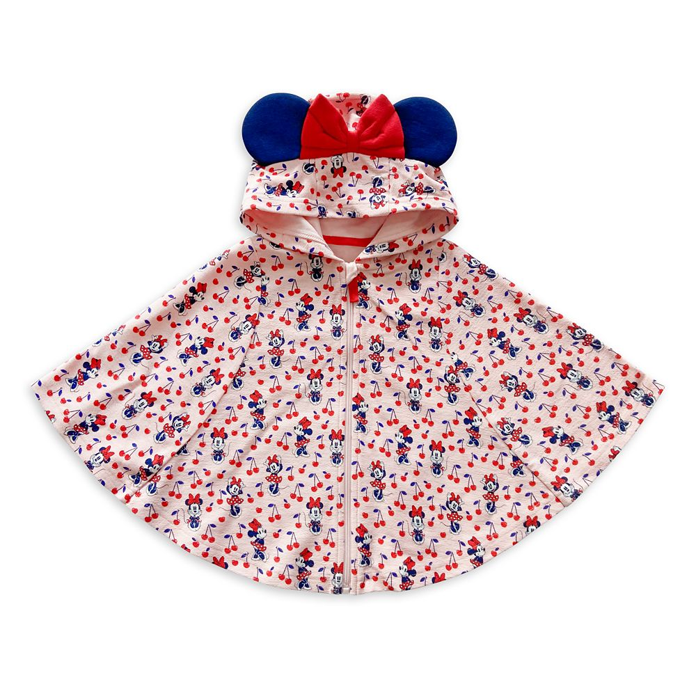 Minnie Mouse Swim Cover-Up for Baby
