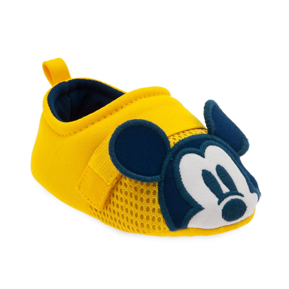 Mickey Mouse Swim Shoes for Baby