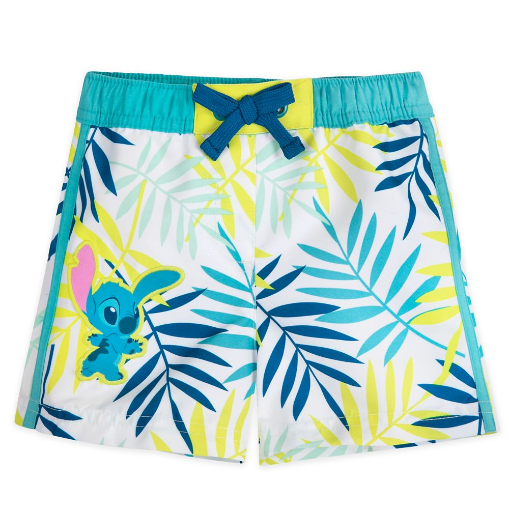 Stitch Swim Trunks for Baby