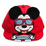 Mickey Mouse Baseball Swim Cap for Baby