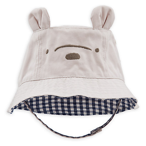 Winnie the Pooh Layette Hat for Baby