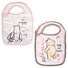Winnie the Pooh Bib Set for Baby - Pink - 2-Pack