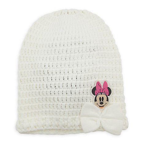 Minnie Mouse Knit Hat for Baby