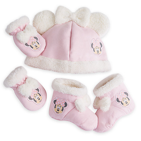 Minnie Mouse Layette Gift Set for Baby
