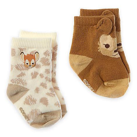 Bambi Sock Set for Baby