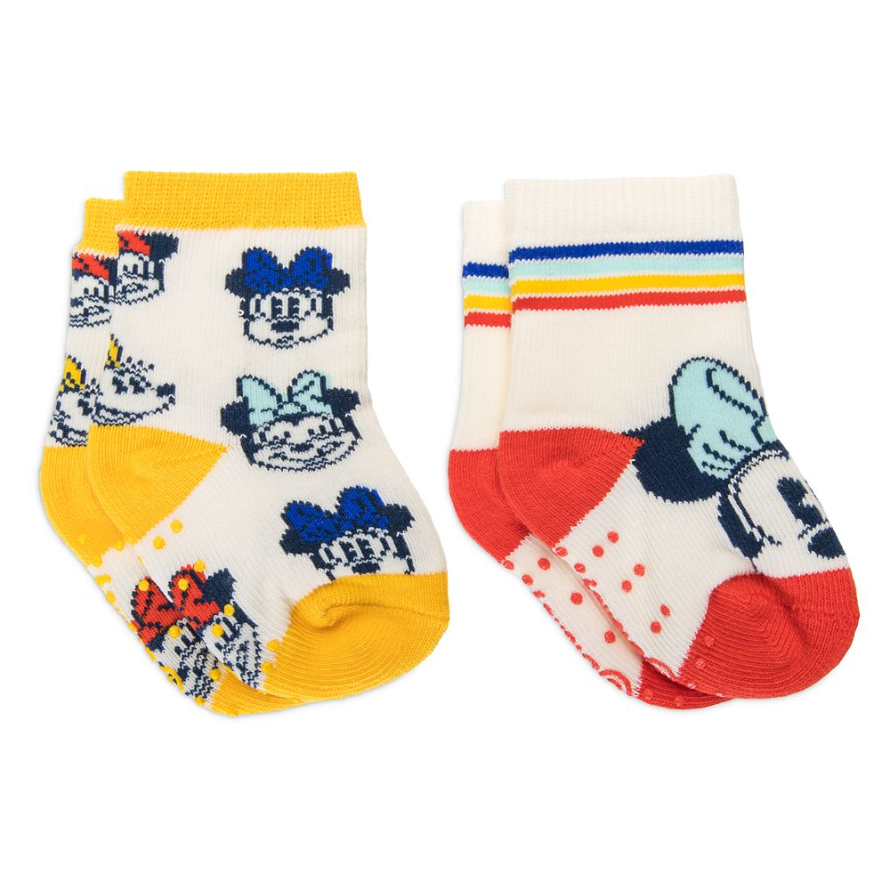 Minnie Mouse Sock Set for Baby