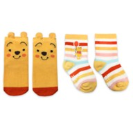 Winnie the Pooh Sock Set for Baby