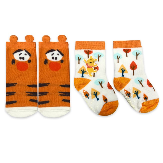 Tigger and Winnie the Pooh Sock Set for Baby