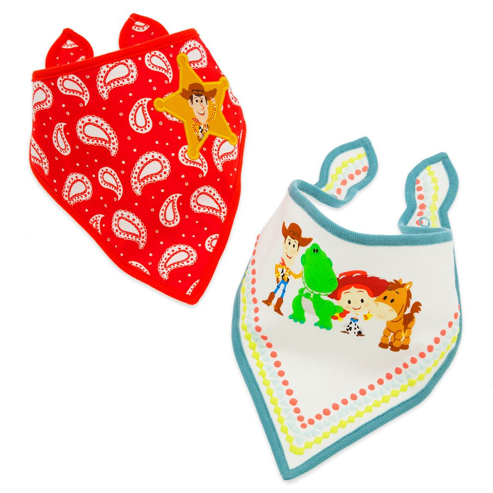 Toy Story Bib Set for Baby