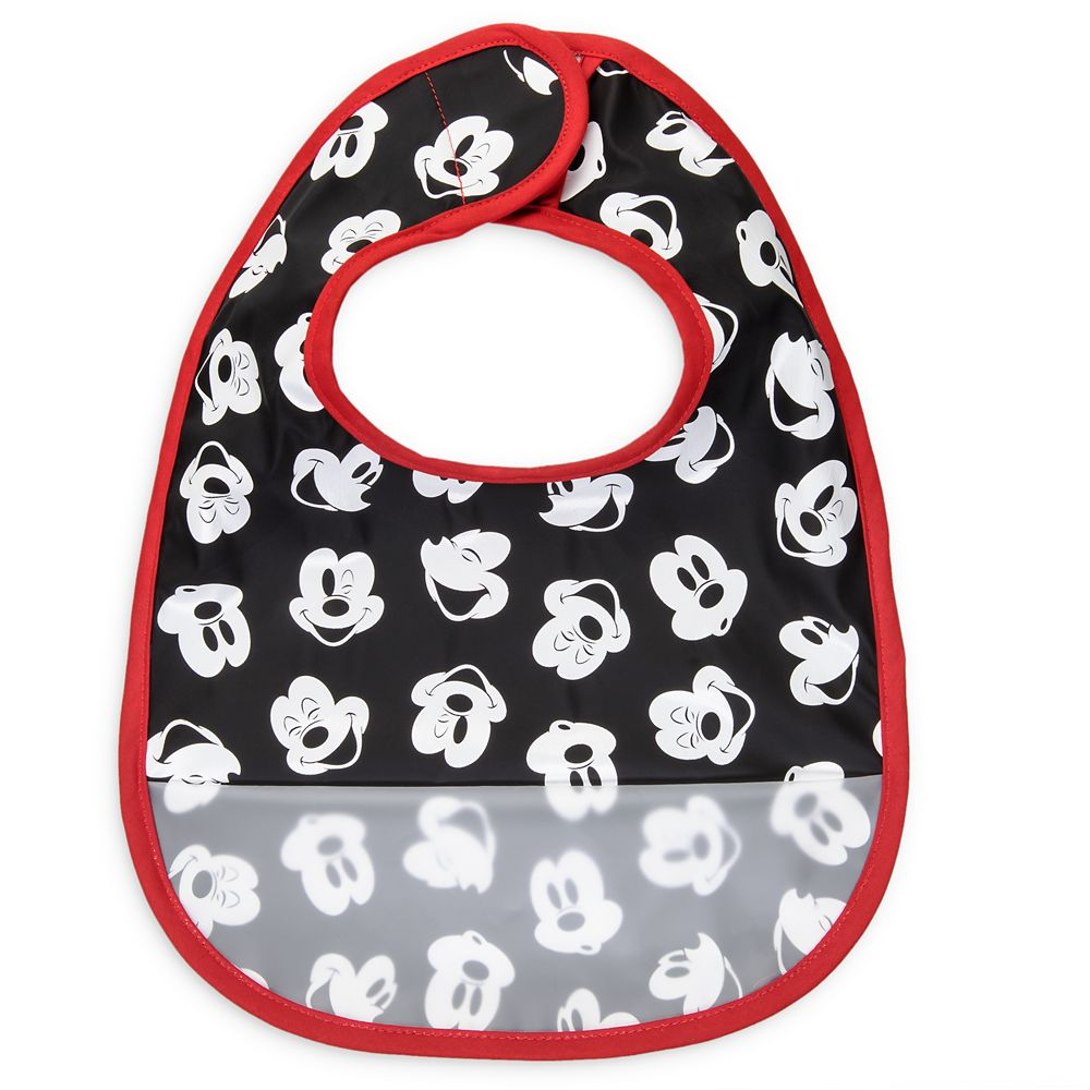 Mickey Mouse Pocket Bib for Baby