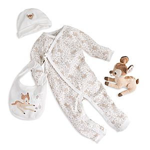 Bambi Welcome Home Gift Set for Baby