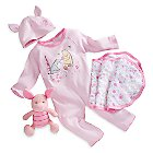 Winnie the Pooh Layette Gift Set for Baby - Pink