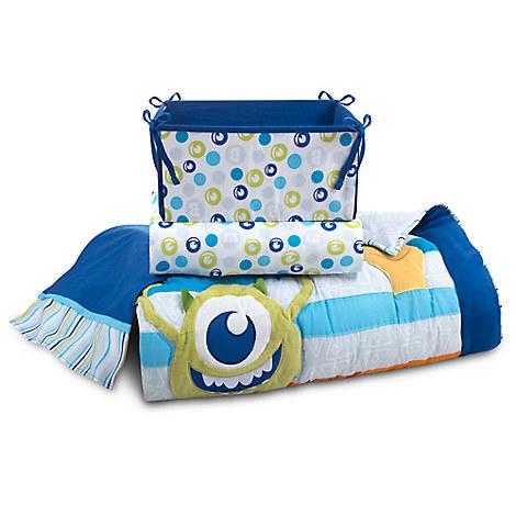 Monsters, Inc. Crib Bedding Set