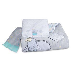 Dumbo Dream Big Crib Bedding Set Disney Store