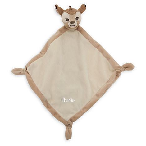 Bambi Plush Blankie