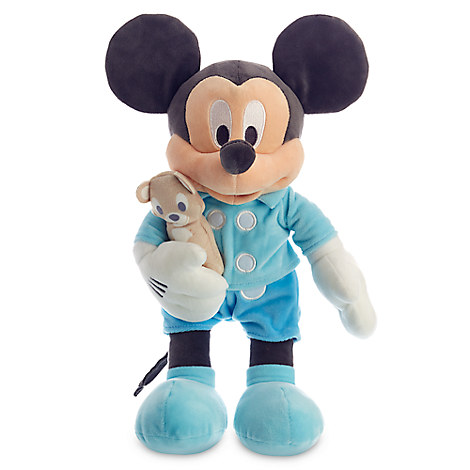 Mickey Mouse Plush for Baby - Small - 15''